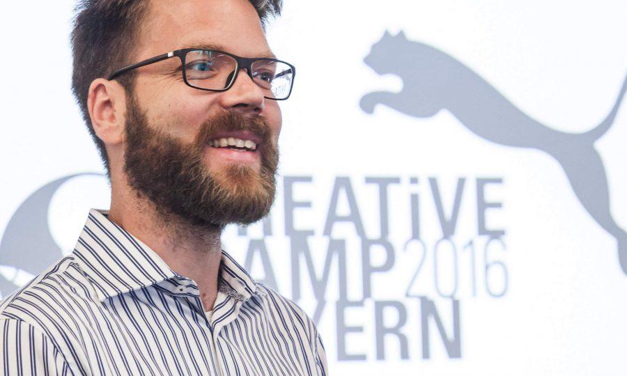 Dirk Kiefer, Leiter des Bayerischen Zentrums für Kultur- und Kreativwirtschaft