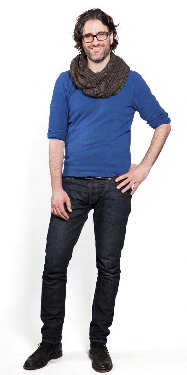 Florian Sußner - berät Kreative, spielt Theater und schreibt Bücher